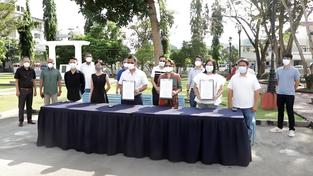 LGU Naga approves ordinance strengthening 'tanod' brigades