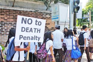 3 Naga Catholic schools hold noise barrage vs death penalty