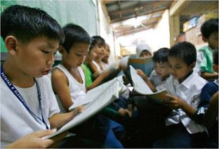 DepEd Bicol launches 5Bs to improve reading proficiency
