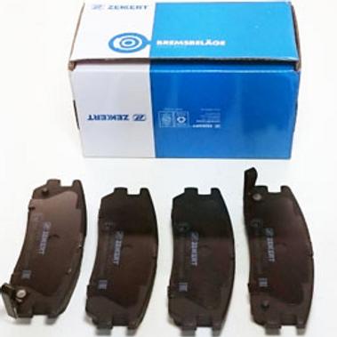 Front Brake Pads Set - Hyundai Santa Fe, Kia Sorento, Ssangyong Actyon Sports.