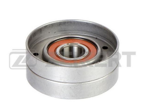 Tensioner Pulley, v-ribbed belt - Audi, Volkswagen, Seat