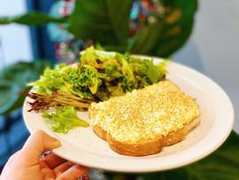 Egg Salad Toast