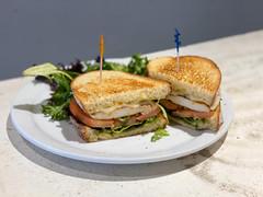 Pesto Checken Sandwich