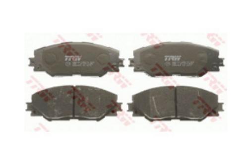 Front Brake Pads - Toyota Auris,  Mirai, Prius, RAV 4 III, RAV 4 IV.