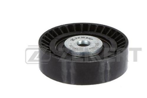 Deflection/Guide Pulley, v-ribbed belt - BMW, Skoda