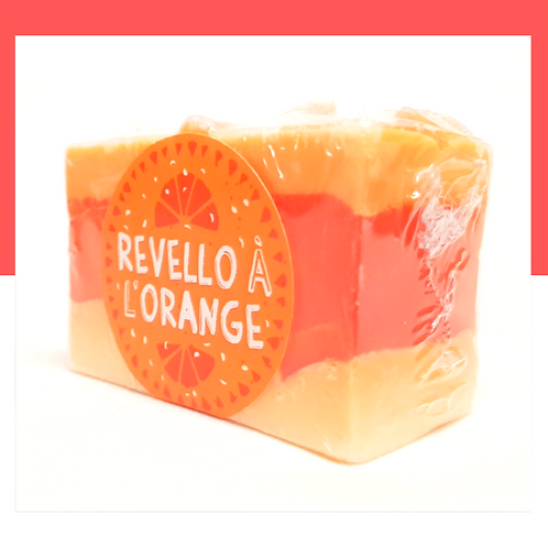 Savon (REVELLO À L'ORANGE)