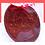 Thumbnail: Panier de fleurs au chocolat au lait