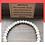 Thumbnail: Bracelet d'agates blanches