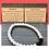 Thumbnail: Bracelet d'obsidienne et de pierres de lave