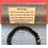 Thumbnail: Bracelet œil de tigre brun