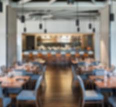 Estelle Wine Bar & Bistro's main dining room