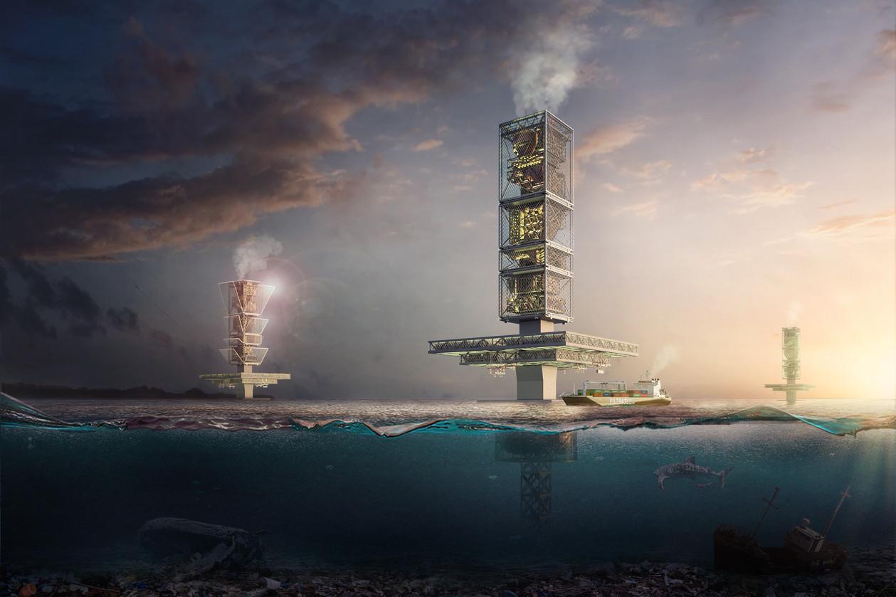 The Filtration Skyscraper