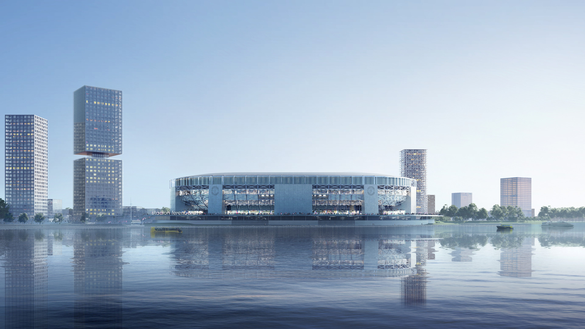 Feyenoord City Stadium