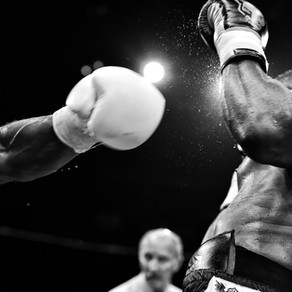 Healthy Leaders are Willing to Take A Punch