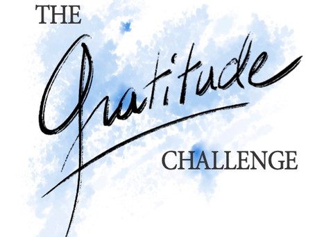 It's Time for a Gratitude Challenge