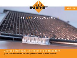 El Condensador - Artículo técnico NRF