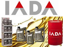 IADA - Gama de aditivos y lubricantes