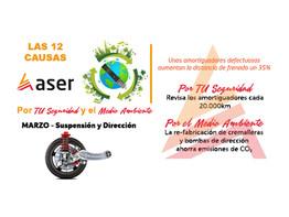 Las 12 Causas ASER - Los amortiguadores
