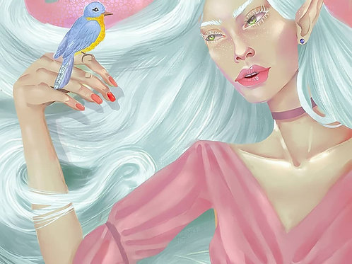 Лесная повелительница птиц