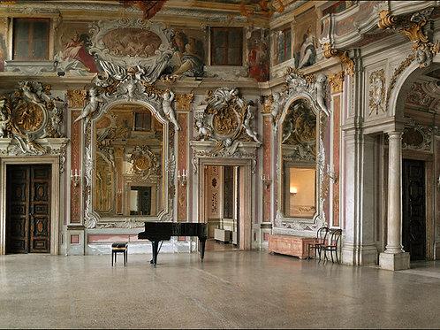 Кураторский сбор за участие в выставке в Palazzo Zenobio (Венеция, Италия)