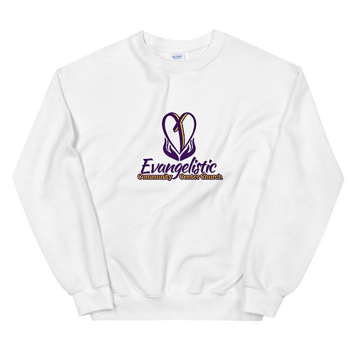 Unisex ECC Logo Sweatshirt