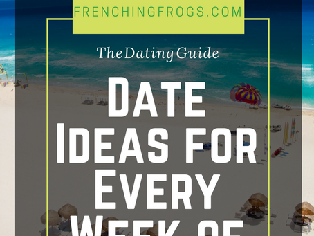 Date Ideas for Every Week of Summer