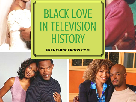 Black Love in Television History