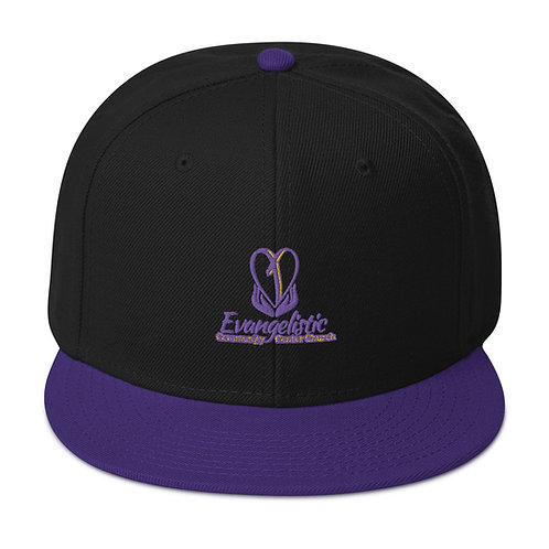 ECC Logo Snapback Hat