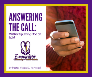 Answering the Call without Putting God on Hold