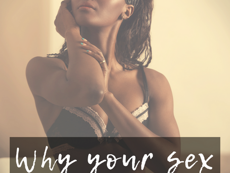 Why Your Sex Won't Keep Him