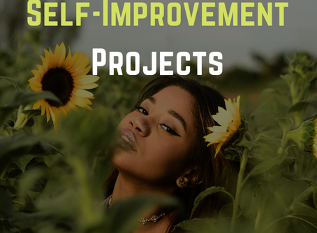 Single Woman's Guide to New Year Self-Improvement Projects