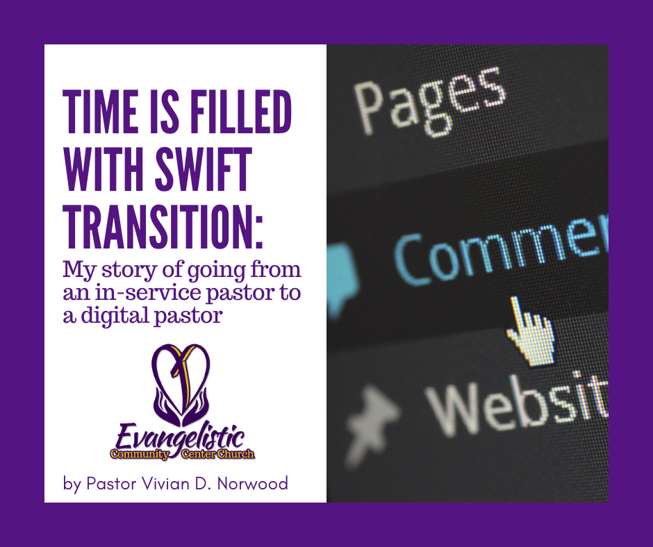Time is Filled with Swift Transition