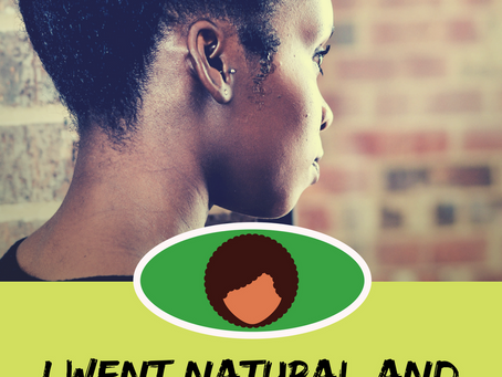The Men Who Hate Natural Hair and How They Shook Me