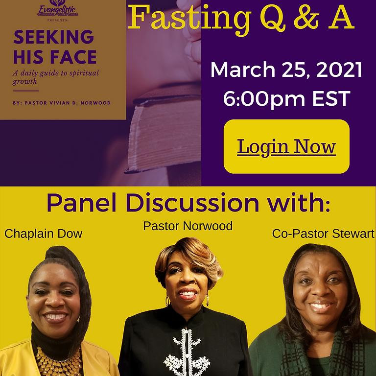 Quarter 1: Fasting Q&A