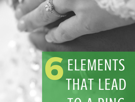 6 Elements that Lead to a Ring in 6 Months