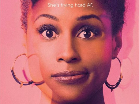 Issa Rae of HBO's Insecure is my spirit animal...