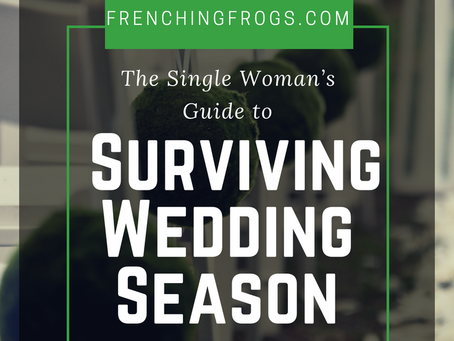Single Woman's Guide to Surviving Wedding Season