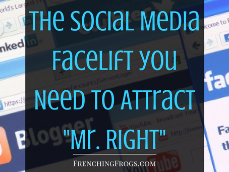 The Social Media Facelift You Need to Attract Mr. Right
