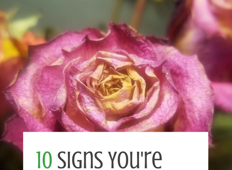 10 Signs You're Not Ready to be in a Relationship