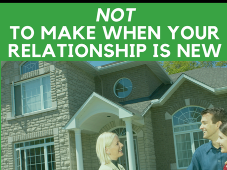 5 Permanent Decisions NOT to Make When Your Relationship is New