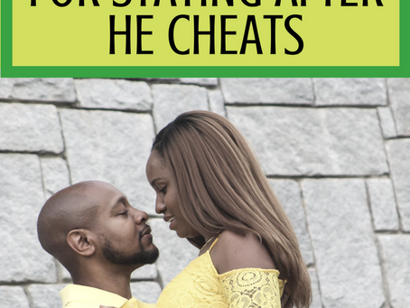 7 Mandatory Rules For Staying After He Cheats