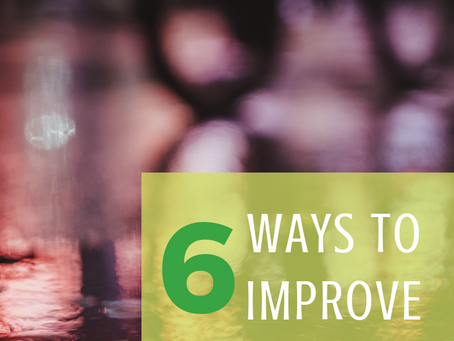 6Ways to Improve Your Dating Energy