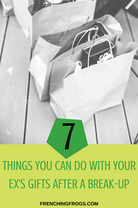 7 Things You Can Do With Your Ex's Gifts After a Break-up