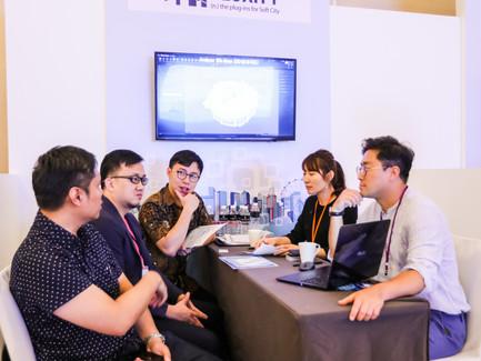 플럭시티, '한-싱가포르 스마트 ICT 비즈니스 파트너십'참가 - 3D 공간정보 기반 스마트 솔루션 선보여