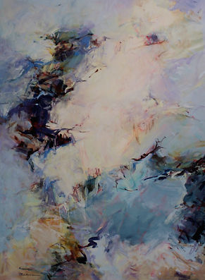 Sonnet,LynneBuchanan,AcryliconCanvas,48x