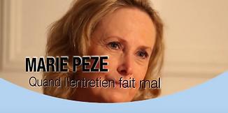 Marie Pezé : quand l'entretien fait mal