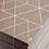 Thumbnail: Papiertischsets Rombus FSC®-Mix