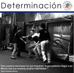 Determinación OKM