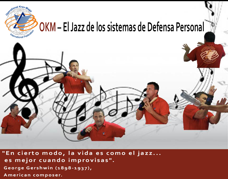 El OKM Jazz de la Defensa Personal