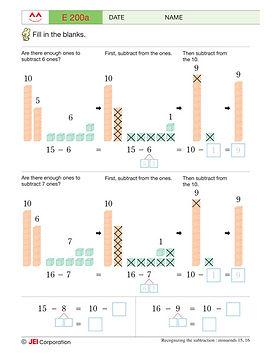 JEI Maths Exercise (1)